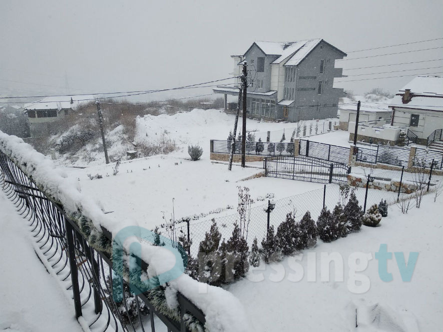 Нова тура снег од понеделник
