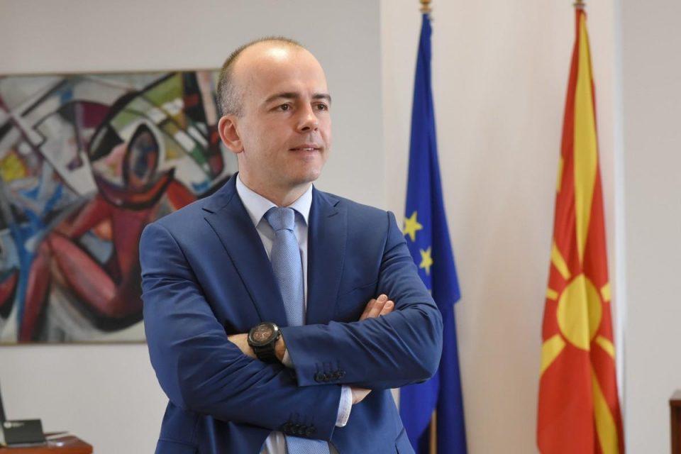Tевдовски: Влезот во НАТО ќе биде катализатор на економскиот раст