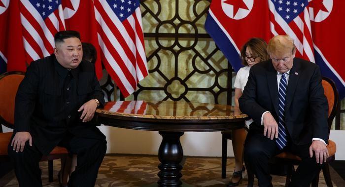 Трамп и Ким без договор, санкциите против Северна Кореја остануваат