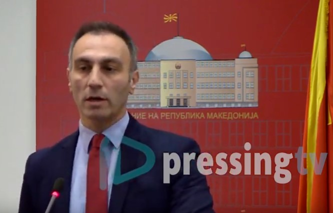 Груби: ДУИ на Пендаровски му донесе најмалку 50.000 гласови
