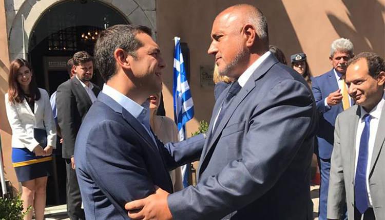 Ципрас и Борисов задоволни: Грција и Бугарија ќе прават гасовод