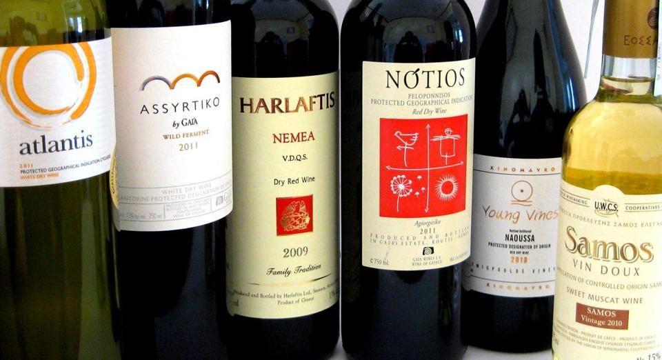 """Грчките винари ја почнуваат битката за брендот """"македонски"""""""