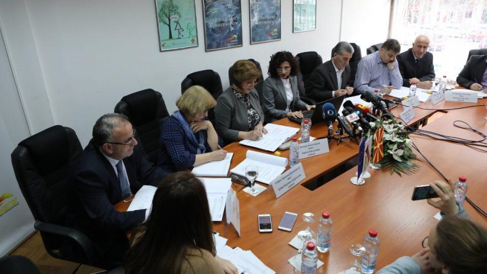Антикорупциска ги отфрли сите пријави поднесени од ВМРО-ДПМНЕ