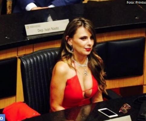 Секси политичарката добива закани дека ќе биде силувана (ФОТО)