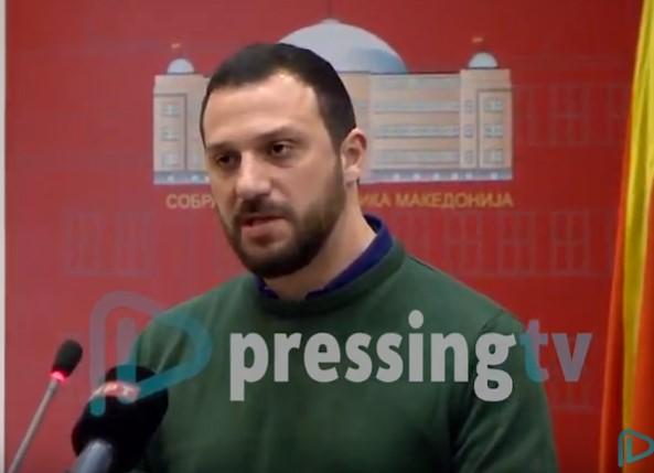 Стоилковски: Павле Богоевски признава дека бил во контакт со криминалното подземје
