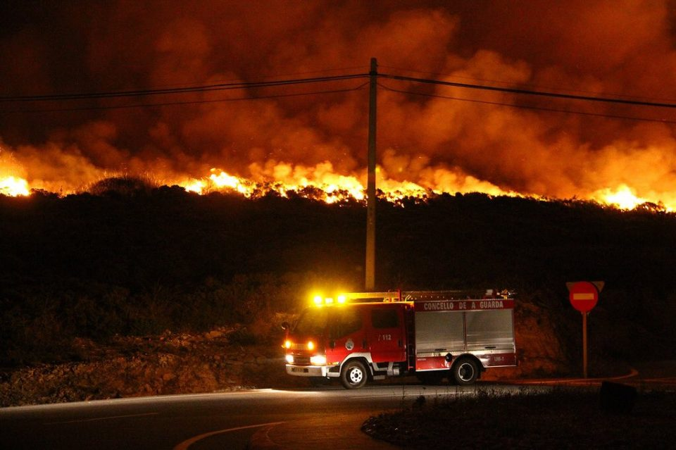 Подметнати над 50 пожари во Северна Шпанија