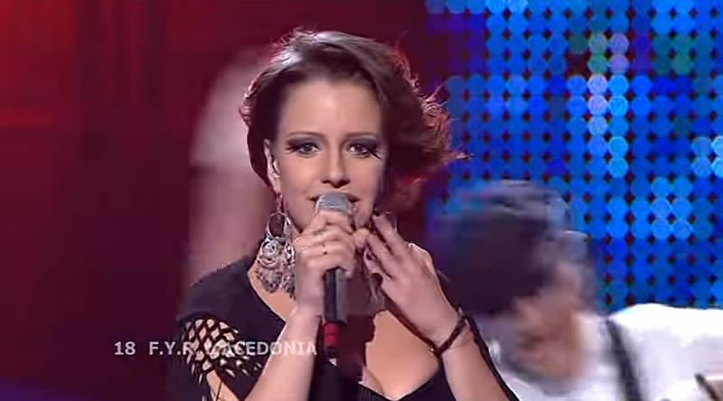 """Тамара оди на Евровизија со песната """"Горда"""" (""""Proud"""")"""