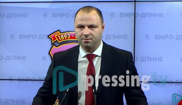 Мисајловски: Реалноста е дека оваа влада го смени името на Република Македонија и сите термини (ВИДЕО)