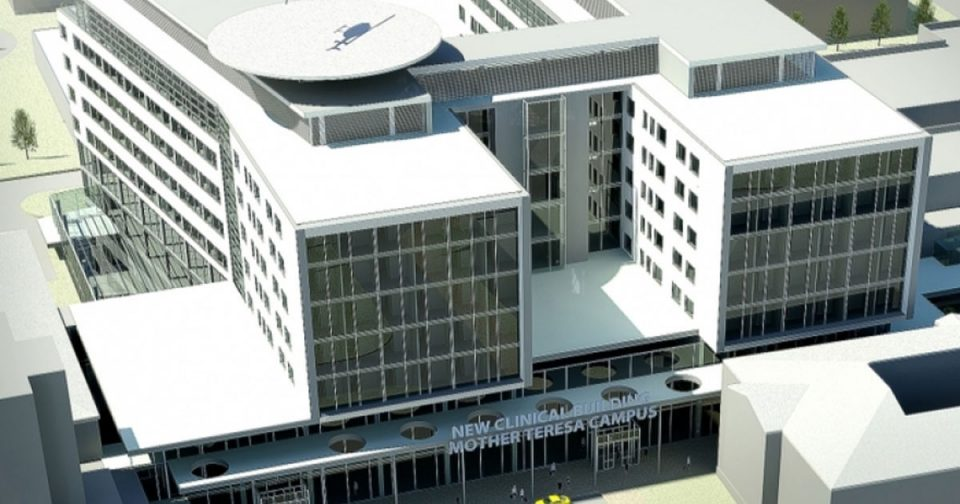 Филипче: Локацијата на новиот Клинички центар ќе биде во Ѓорче Петров