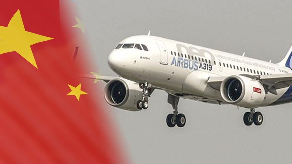 Кина нарача 300 авиони за 30 милијарди долари од Ербас