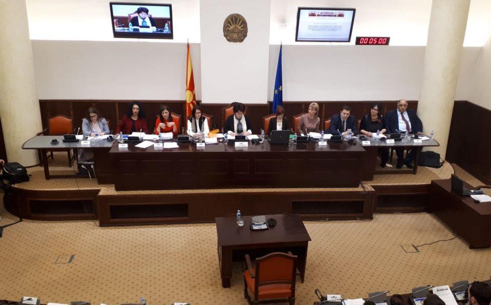 Во Собрание четири комисии, не е закажана онаа за мандатот на Груевски