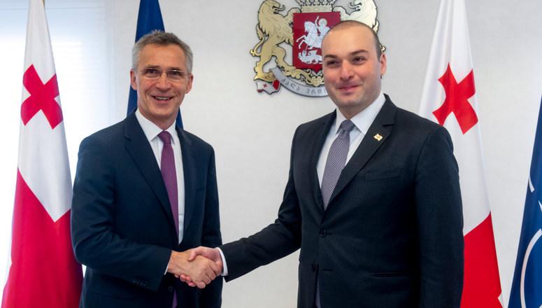Столтенберг: Грузија сигурно ќе влезе во НАТО
