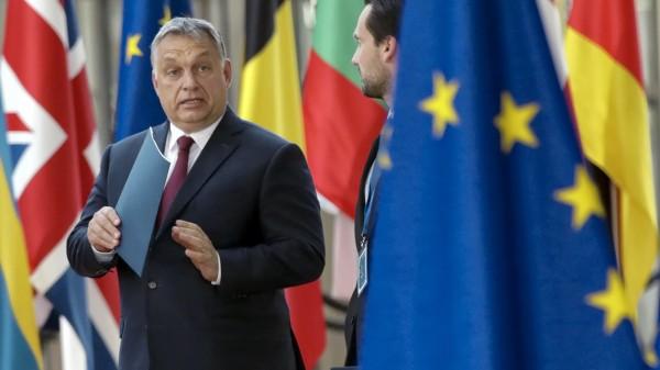 Орбан: Доброволно привремено ја суспендираме работата во ЕПП