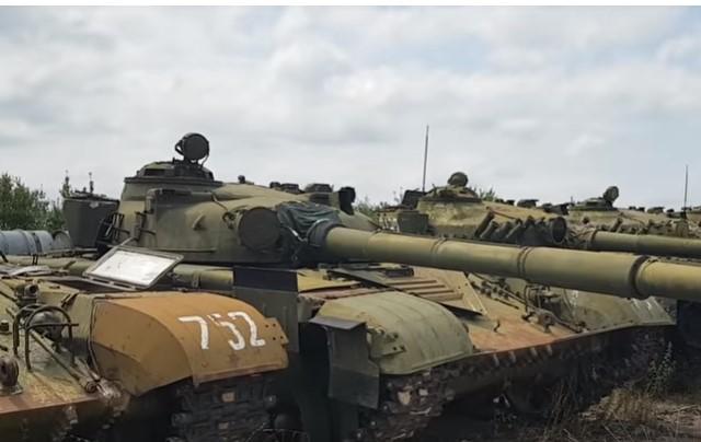 Со влезот во НАТО бугарската војска морала да го фрли целото оружје (ВИДЕО)