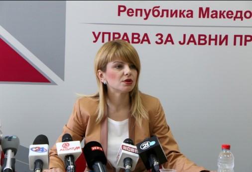 """Лукаревска: УЈП има дефицит од кадри и ќе ги распореди 100-те """"рамковни"""""""