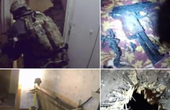 Терорист запука на руски специјалци, го ликвидираа за неколку секунди (ВИДЕО)