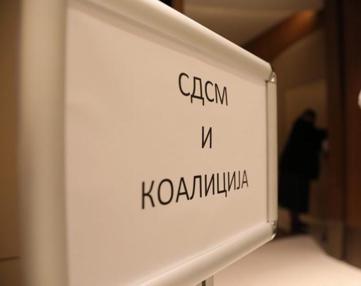 Тим институт: За СДСМ би гласале 24,1 отсто, за ВМРО-ДПМНЕ 21,1