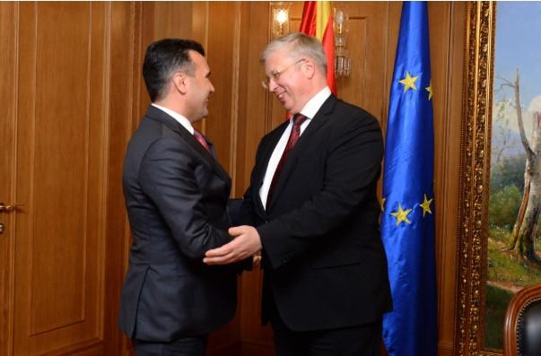 За Русија и официјално сме Република Северна Македонија