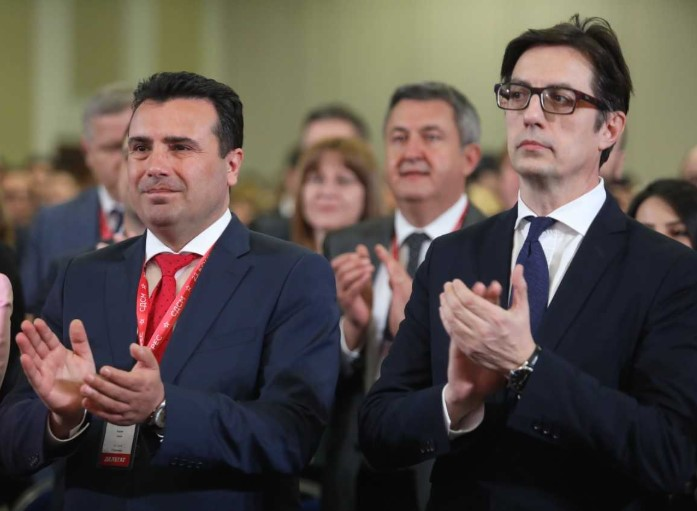 ВМРО-ДПМНЕ: Заев и Пендаровски наместо правда промовираат монтирани процеси и политички реваншизам