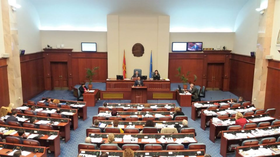 Седницата закажана на 27 август: Законот за јавно обвинителство ќе одмора летово