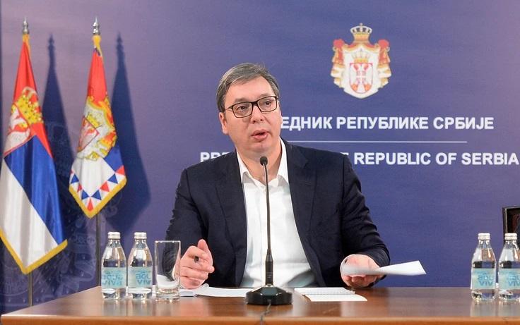 Вучиќ: Поддршка за нашите соседи, да не бидеме како ЕУ