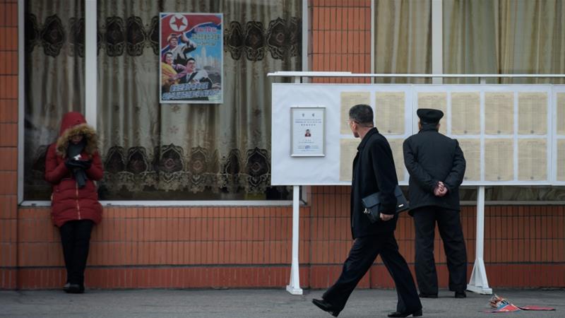 Во Северна Кореја не гласале само оние кои се во странство или работат на море