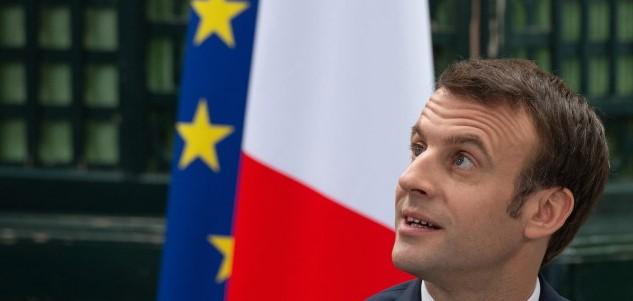 Макрон ги повика Европејците да ја заштитат загрозената ЕУ