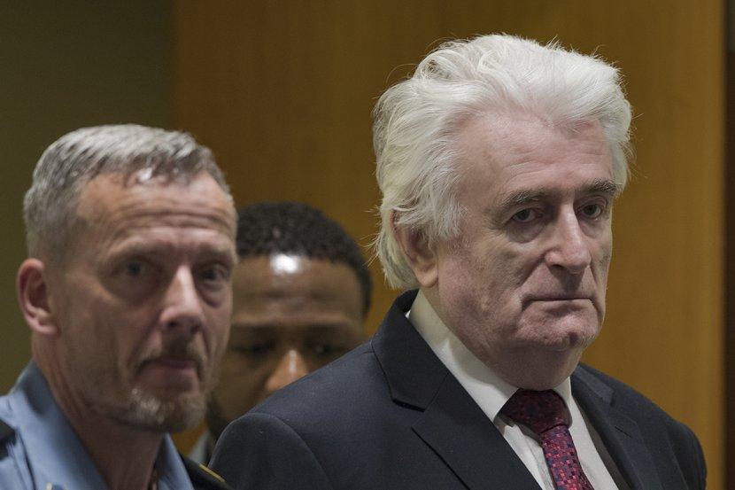 КОНЕЧНА ПРЕСУДА: Доживотен затвор за Радован Караџиќ
