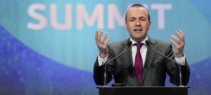 Манфред Вебер планира да ги прекине преговорите за членство со Турција