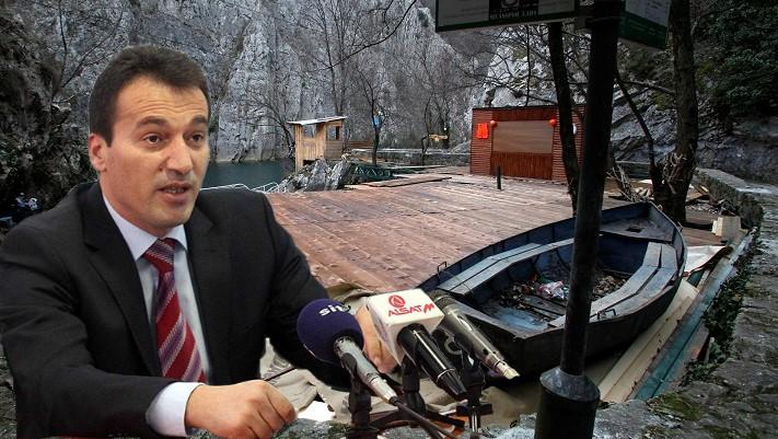 Платформите на Матка нема да се легализираат, но нема ни да се рушат, вели градоначалникот на Сарај