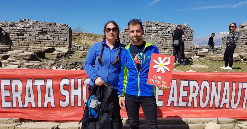 Македонски параглајдеристи победници на меѓународен натпревар во Албанија