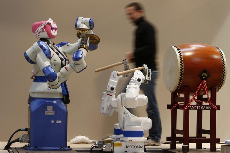 Автоматизирано роботско чистење на вселената – изум на ученици од Кочани