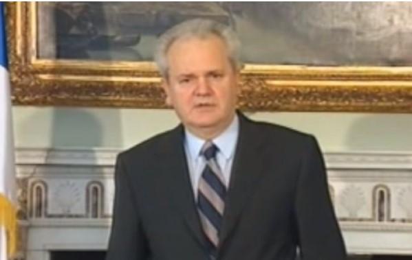 НАТО изврши агресија: Како Милошевиќ соопшти дека се нападнати (ВИДЕО)