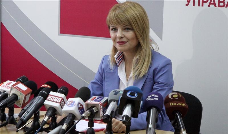 Лукаревска: Намалување на сивата економија ќе почне од дисциплинирање на даночните обврзници