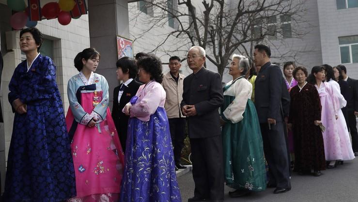 Избори на севернокорејски начин: Се бираат 700 пратеници