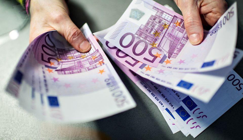 До крајот на неделата престанува печатењето на банкнотата од 500 евра
