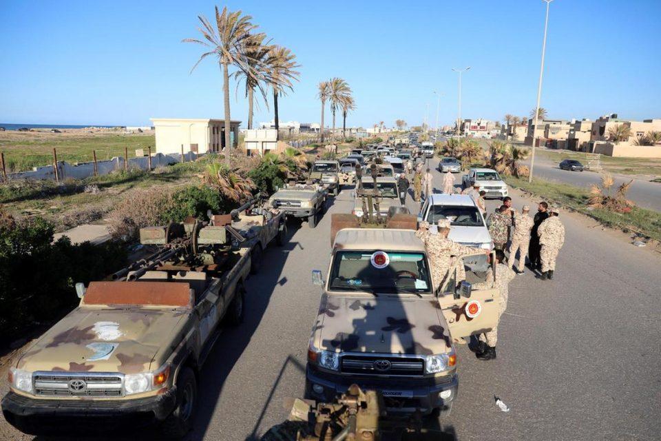 Демократијата не донесе мир: Според ОН, Либија е на раб на граѓанска војна