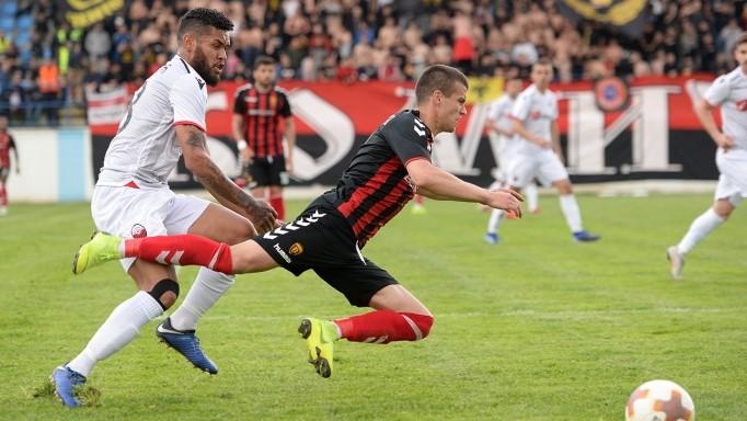 Два дерби дуела во Првата македонска фудбалска лига