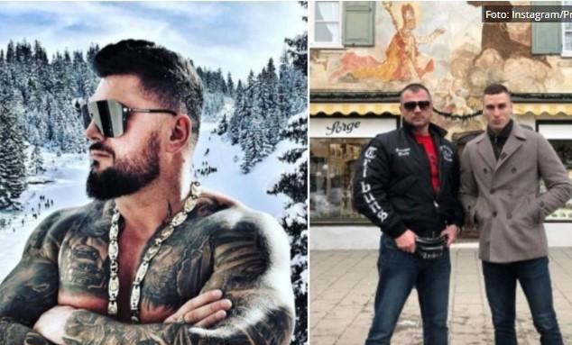Криминалните браќа Чулум од Босна први другари на Огњен Врањеш (ФОТО)