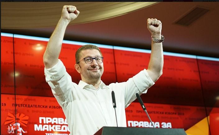 Мицкоски: ВМРО-ДПМНЕ очекува силна победа во вториот круг