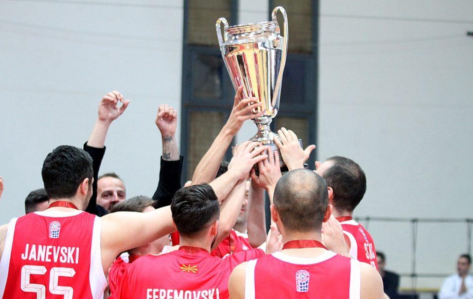 Кошаркарите на Работнички стигнаа до десеттиот Куп-трофеј
