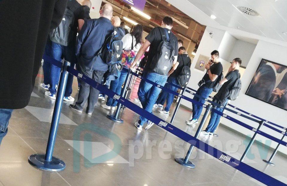 Пик Сегед пристигна во Скопје (ФОТО)