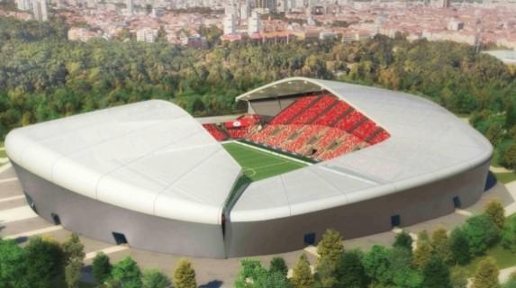 Бугарија ќе добие Национален стадион (ФОТО)