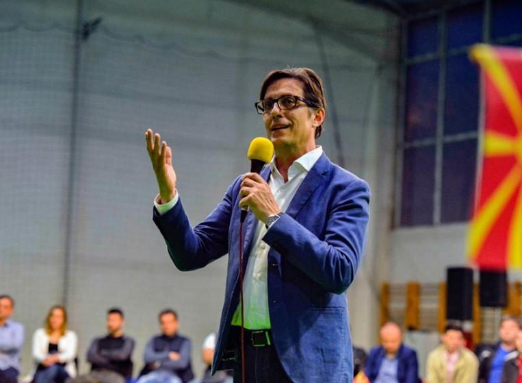 ВО ЖИВО: Трибина во Велес на претседателскиот кандидат Стево Пендаровски