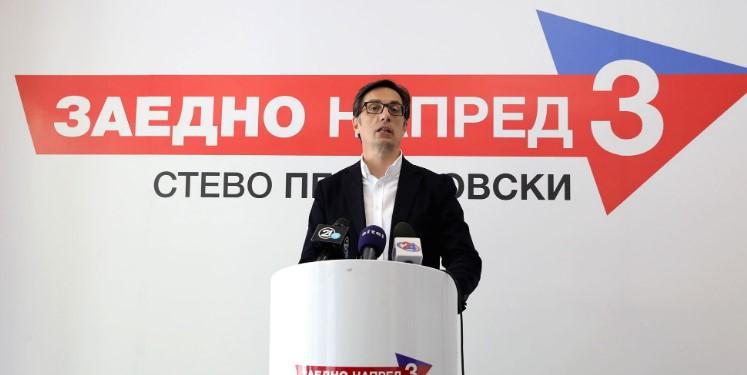 ВО ЖИВО: Изборниот штаб на Стево Пендаровски