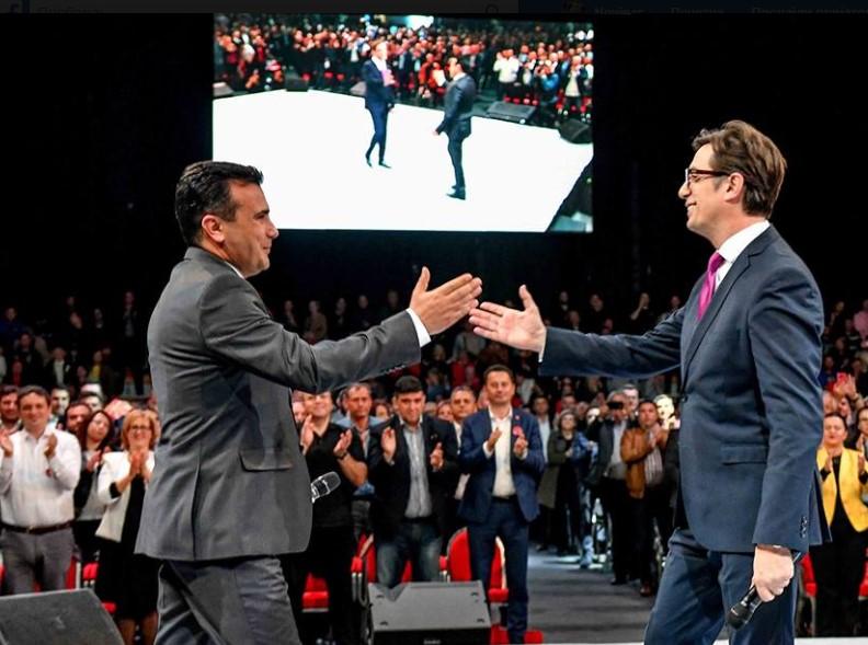 Пендаровски во чевлите на Заев: Ја пропушти ли шансата да биде вистински Претседател?