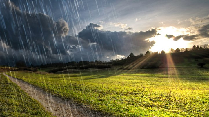 Од утре посвежо време и пообилни врнежи од дожд