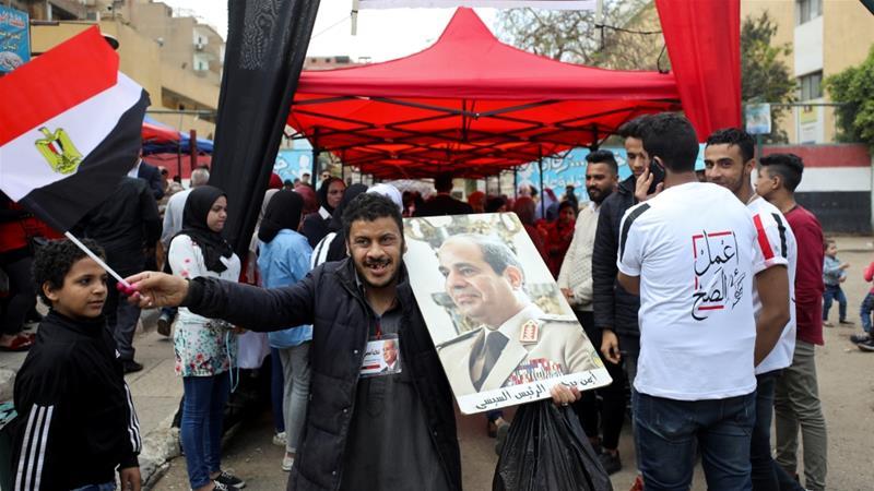Египет: Генералот станува фараон, Сиси претседател до 2030 година?