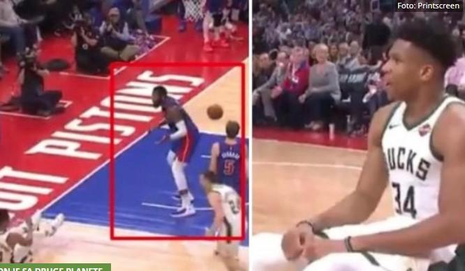 Црномурестиот Грк растура на НБА терените (ВИДЕО)