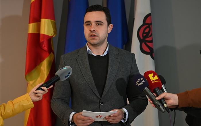 Костадинов: Нови 19 странски инвестиции започнаа, гласот за Стево е глас да продолжат